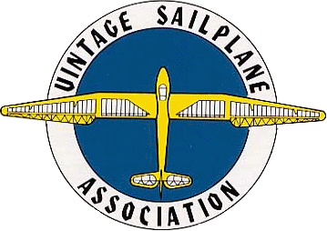 Vintage Sailplane Association Logo